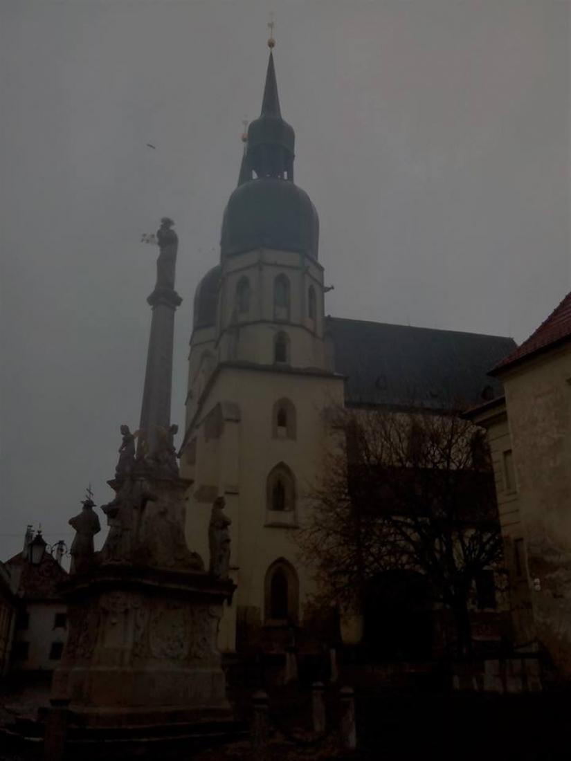 Trnava (Slovacchia) - Parte vecchia