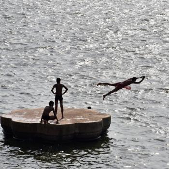 Tuffo nel Gange