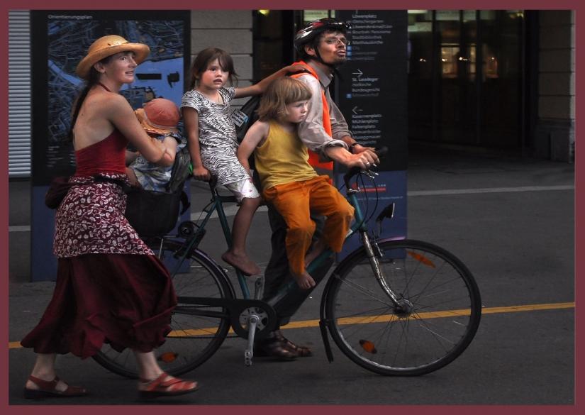 Tutti in bicicletta