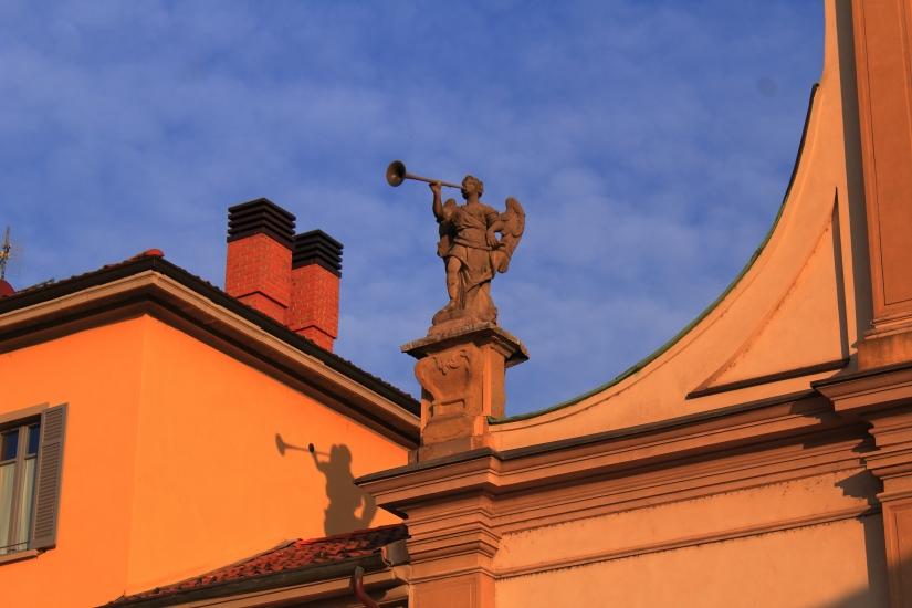 Un cherubino a Monza