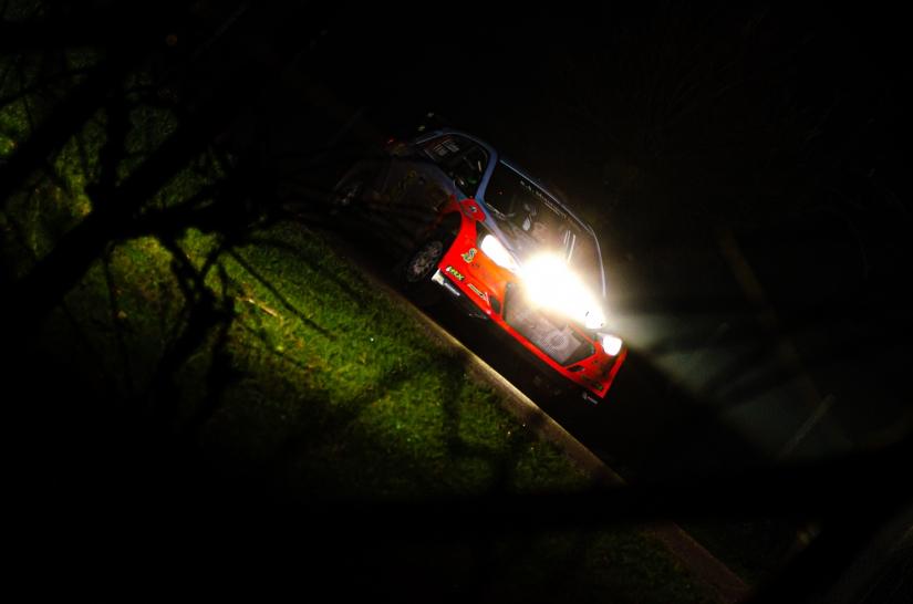 Un lampo nella notte