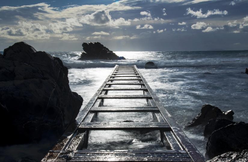Un ponte verso il sole