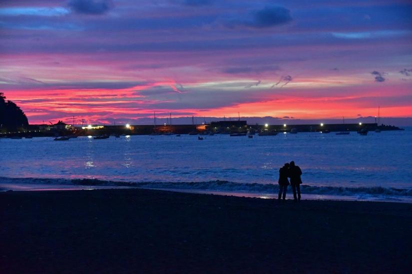 Un tramonto per due..