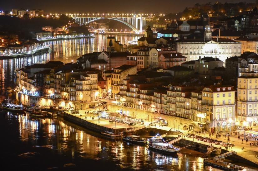 Una notte...a Porto