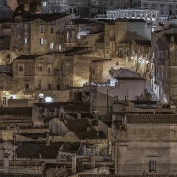 Una notte a Matera