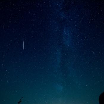 Una notte ad osservare le stelle cadenti e la Via Lattea