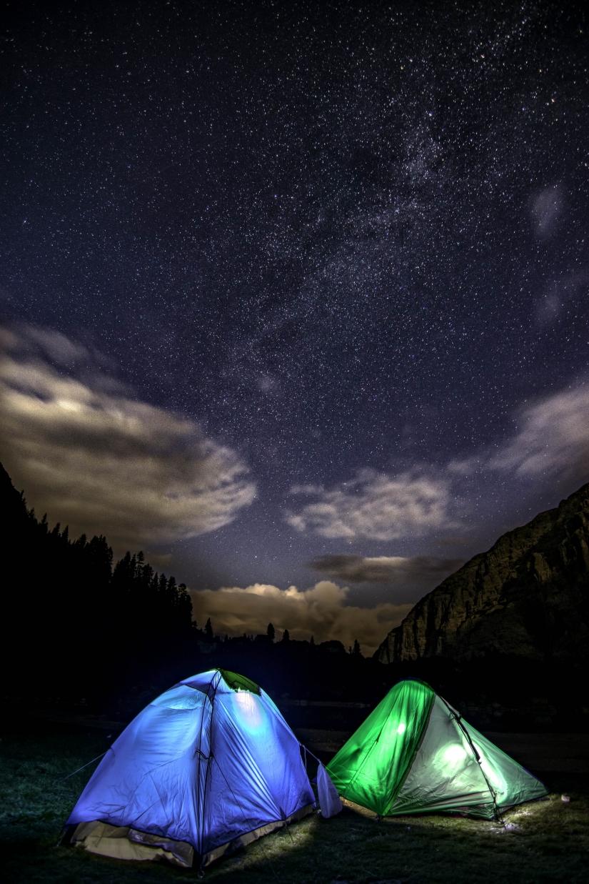 Una notte sotto le stelle