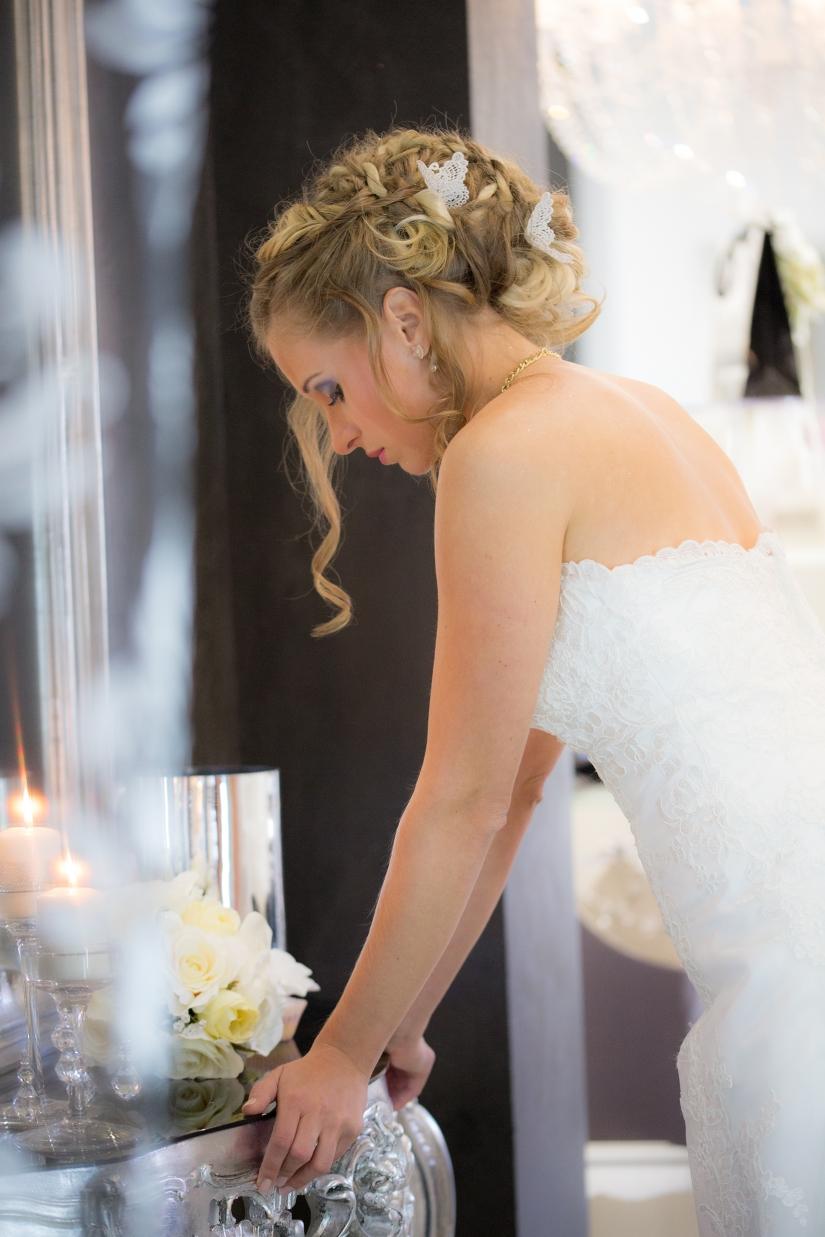 Una sposa allo specchio