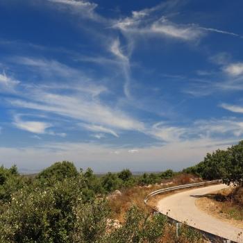 Una strada per il cielo