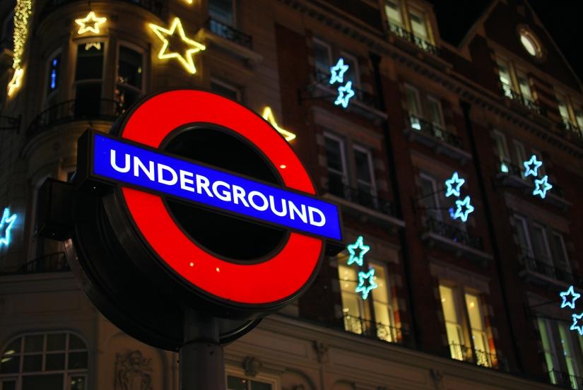 Underground by night