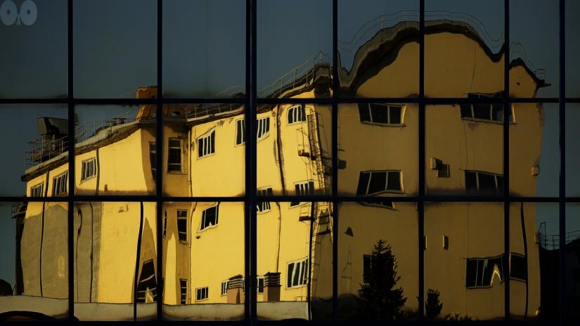 Urban Gaze [Windows' Gazes #06]