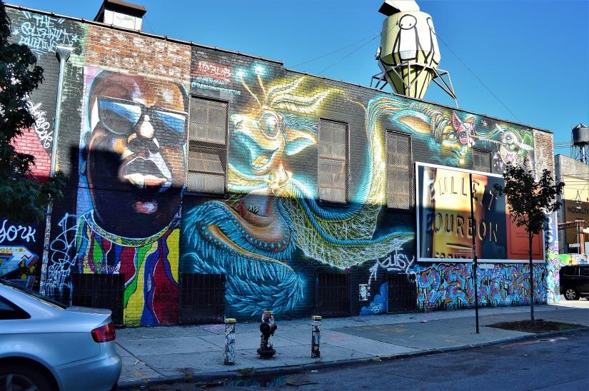 URBAN STREET -BUSHWICK NEW YORK