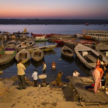 Varanasi, vita lungo i ghat