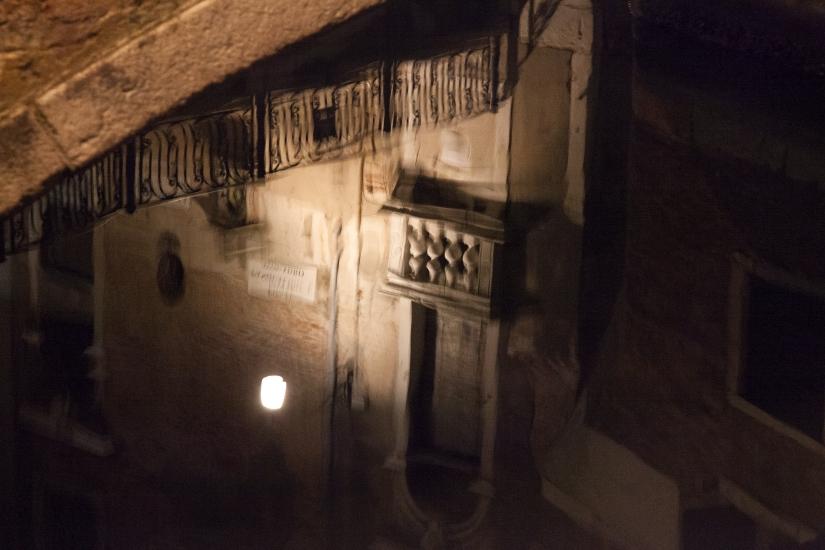 Venezia - Riflessi notturni