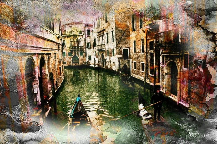 Venezia il canale