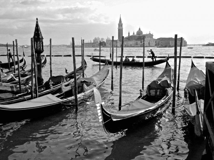 Venezia in bianco & nero
