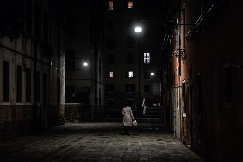 Venezia, notte