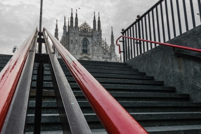 Verso il Duomo