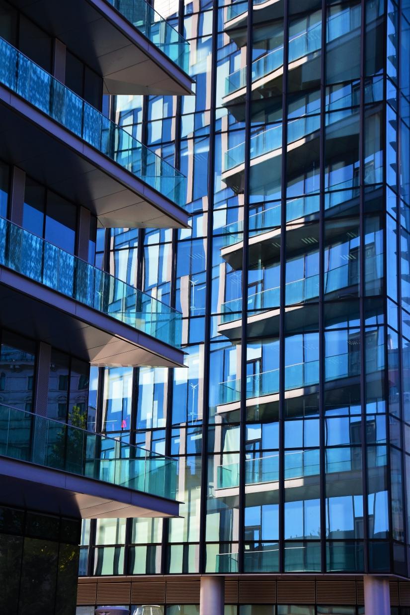 Vetrate e balconi