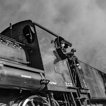 Viaggio sul treno a vapore tra le crete senesi