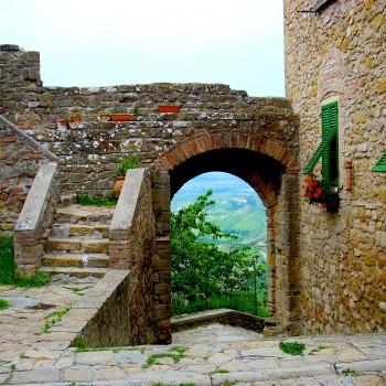 Vicolo in Toscana