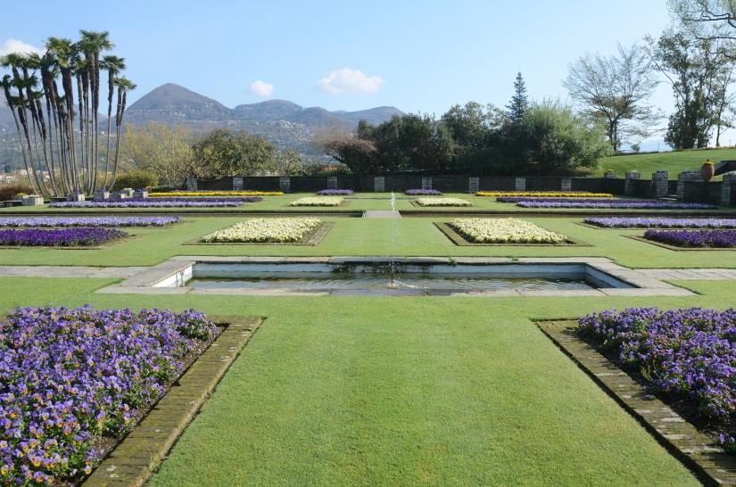 Villa Taranto: giardino