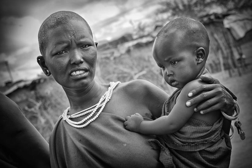 Villaggio Masai Kenya