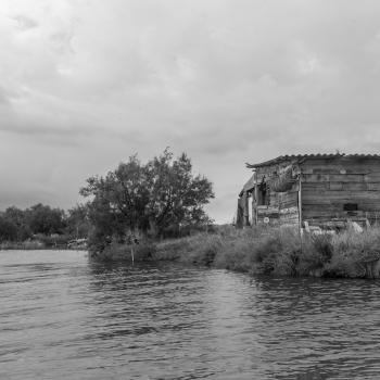 Villaggio pescatori abbandonato ( Lio Piccolo - VE)