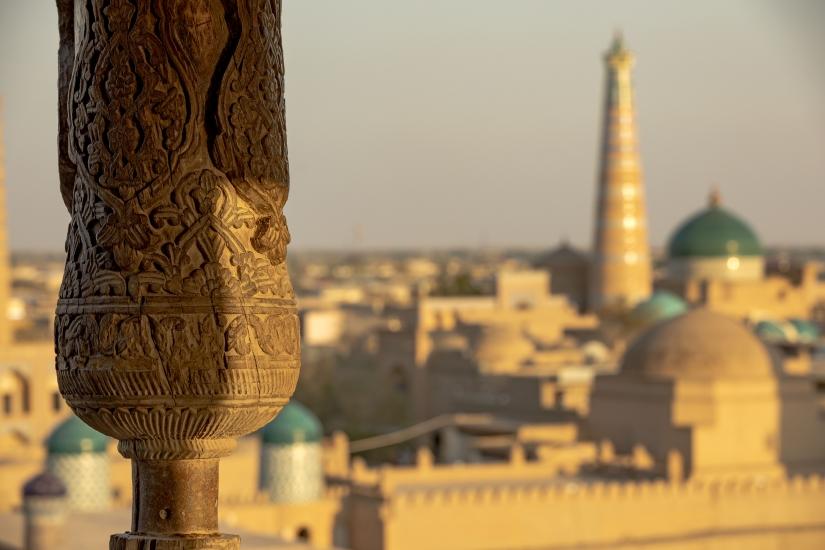 Volti e Colori dell'Uzbekistan