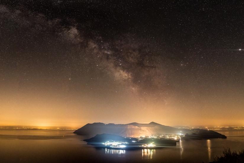 Vulcano Milkyway