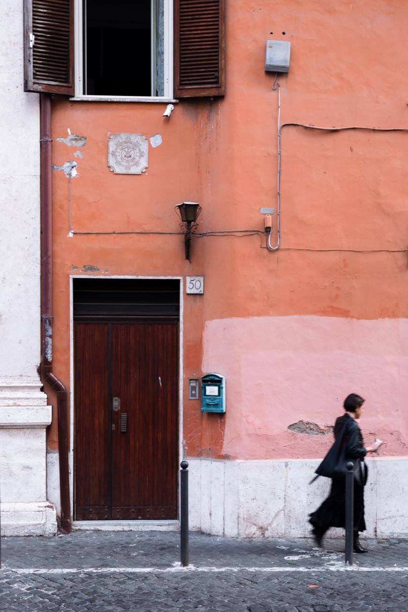 Walking Rome