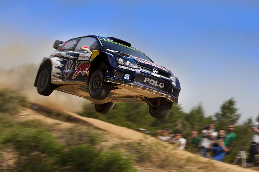WRC Italia Sardegna 2015